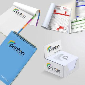 Σημειωματάρια, Μπλοκ, Κύβοι Σημειώσεων
